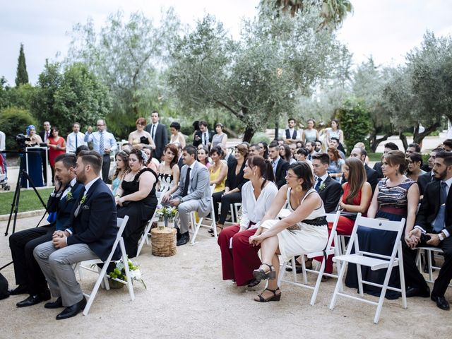 La boda de Jon y Ángel en Alberic, Valencia 39
