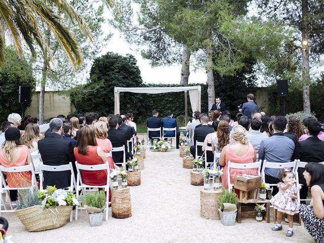 La boda de Jon y Ángel en Alberic, Valencia 2