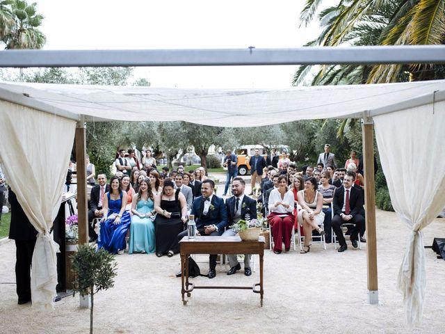 La boda de Jon y Ángel en Alberic, Valencia 40