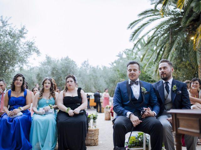 La boda de Jon y Ángel en Alberic, Valencia 42