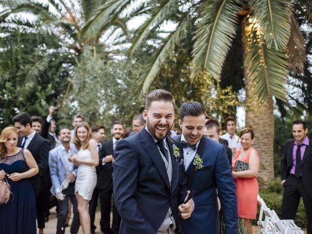 La boda de Jon y Ángel en Alberic, Valencia 47