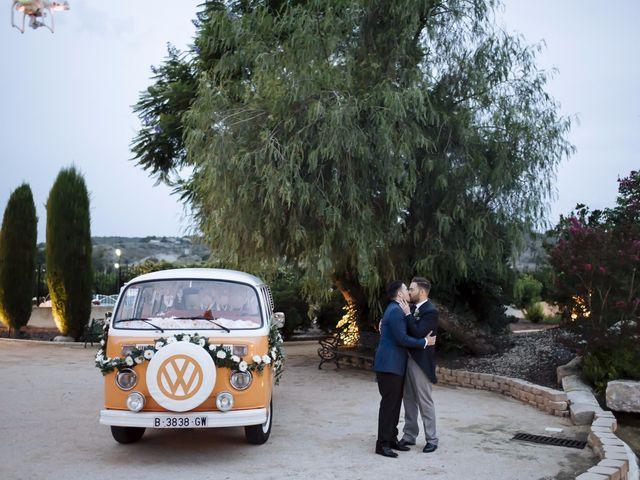 La boda de Jon y Ángel en Alberic, Valencia 51