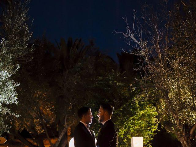 La boda de Jon y Ángel en Alberic, Valencia 52