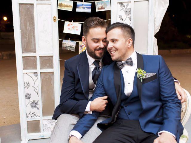 La boda de Jon y Ángel en Alberic, Valencia 53