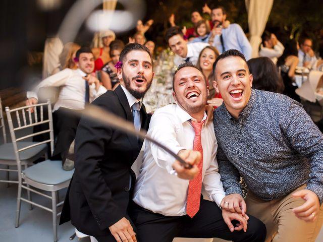 La boda de Jon y Ángel en Alberic, Valencia 55