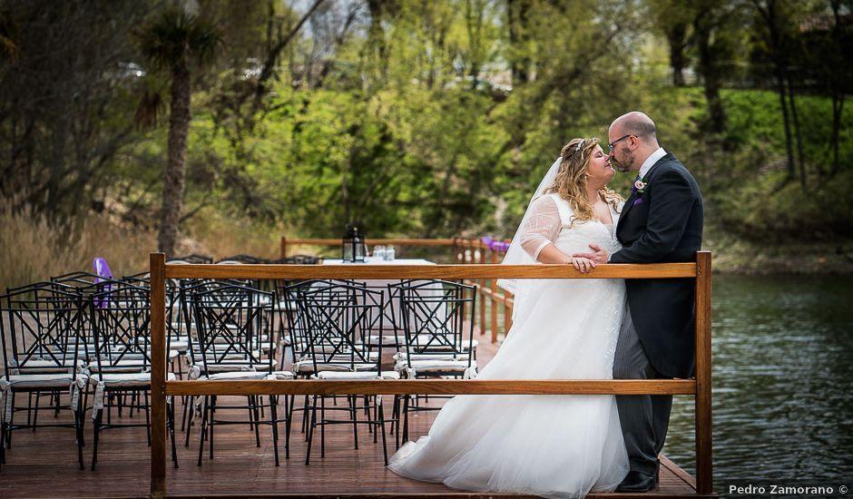 La boda de Tamara y Gustavo en Arganda Del Rey, Madrid