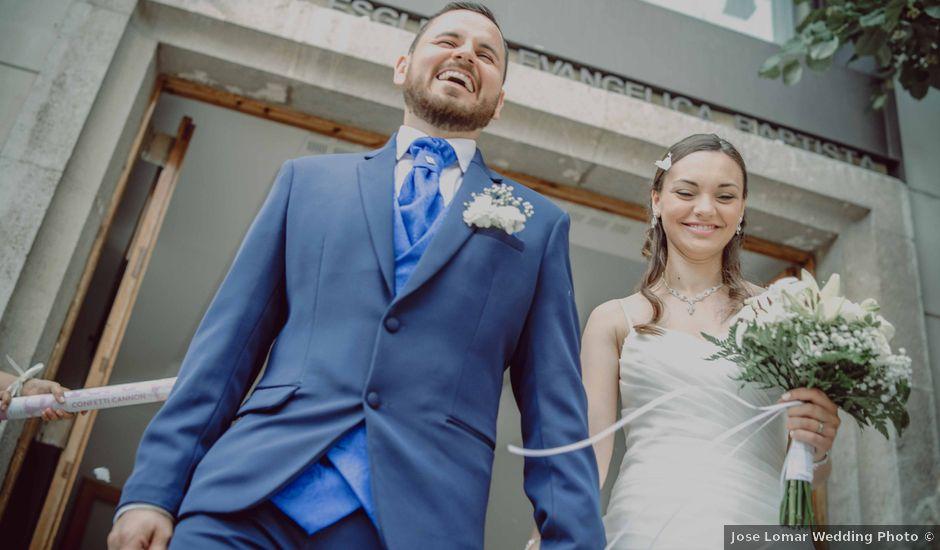 La boda de Edwin y Encarna en Figueres, Girona