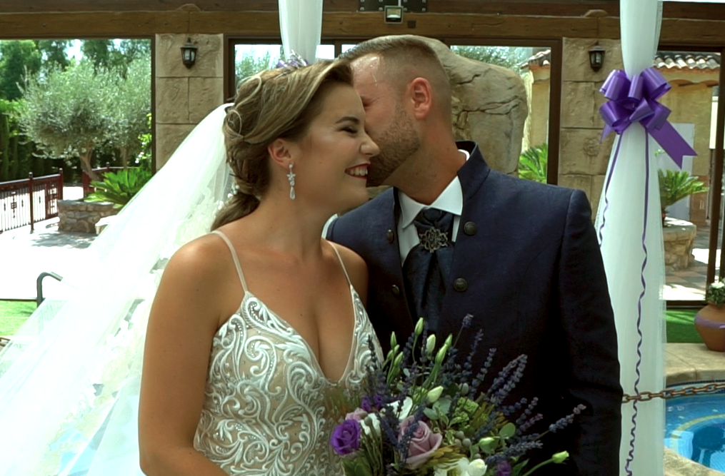 La boda de Pilar y Jose Carlos en Lorqui, Murcia