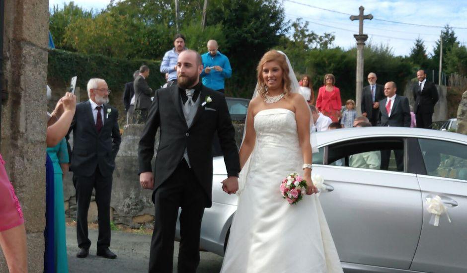 La boda de Salva  y Rocio  en Naron, Lugo