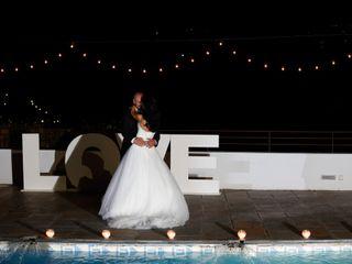 La boda de Lidia y Loren 1