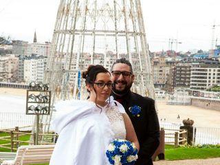 La boda de Usoa  y Pedro  3