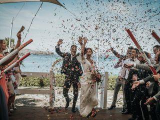 La boda de Arantxa y Andres