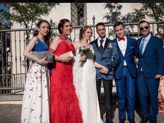La boda de Virginia  y Carlos 1