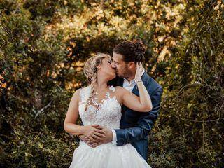 La boda de Ainara y Diego