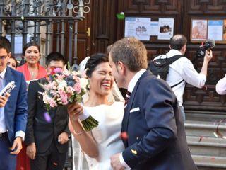 La boda de Luciana y Victor