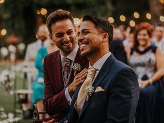 La boda de Victor y Albert 1