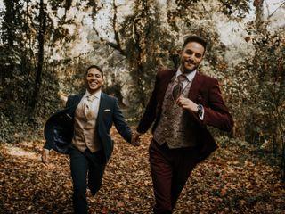 La boda de Victor y Albert