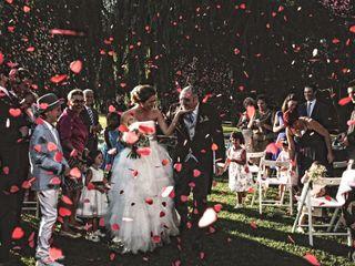 La boda de Silvia y Álex