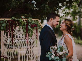 La boda de Will y María