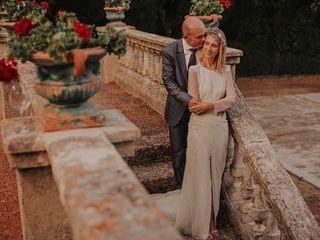 La boda de Maritxell y Francesco