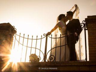 La boda de Nieves y Antonio