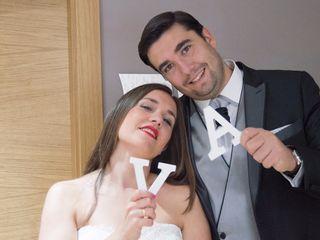 La boda de Vanesa  y Antonio