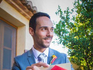 La boda de Vanessa y Sebas 2