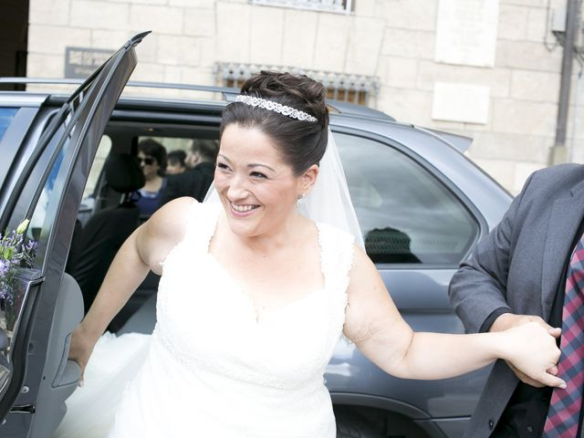 La boda de Daniel y Maria en Calatayud, Zaragoza 4