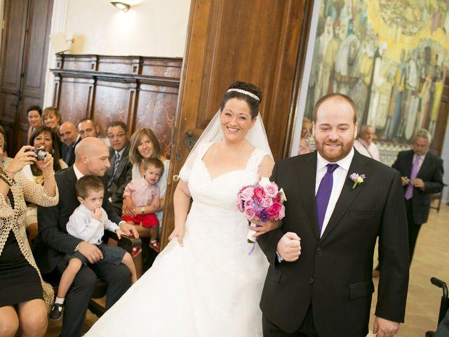 La boda de Daniel y Maria en Calatayud, Zaragoza 6