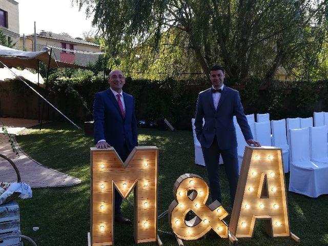 La boda de Miguel  y Hanna  en Laguardia, Álava 1