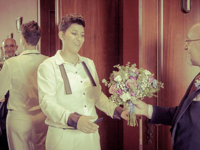 La boda de Nuria y Cris en Redondela, Pontevedra 12