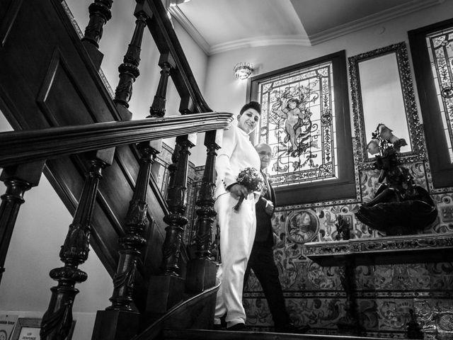 La boda de Nuria y Cris en Redondela, Pontevedra 14