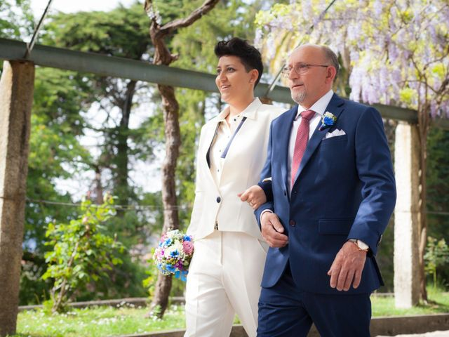 La boda de Nuria y Cris en Redondela, Pontevedra 15