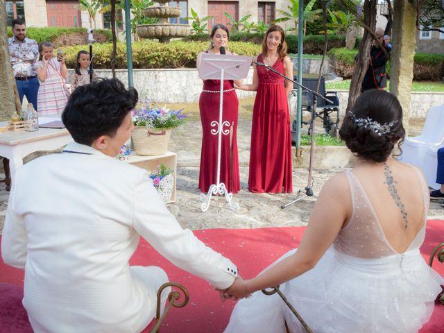 La boda de Nuria y Cris en Redondela, Pontevedra 19