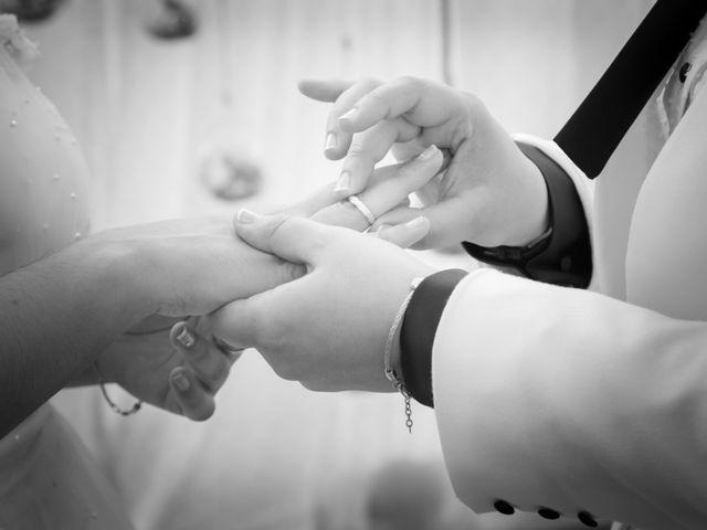 La boda de Nuria y Cris en Redondela, Pontevedra 20