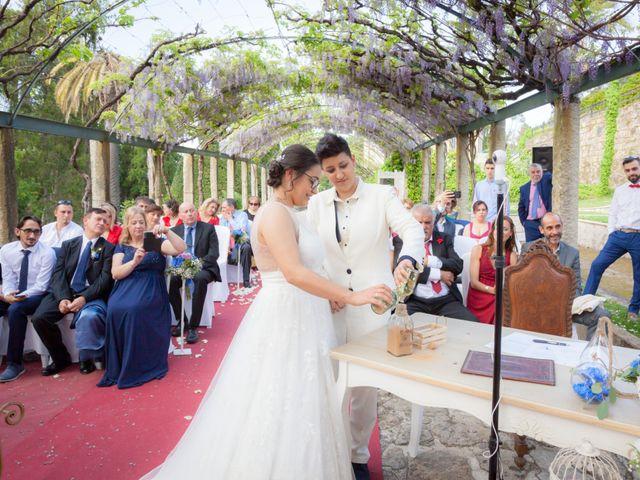 La boda de Nuria y Cris en Redondela, Pontevedra 23