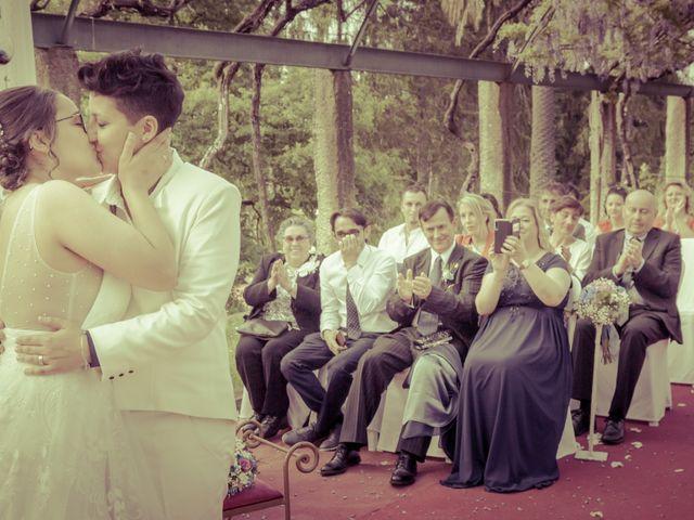 La boda de Nuria y Cris en Redondela, Pontevedra 24