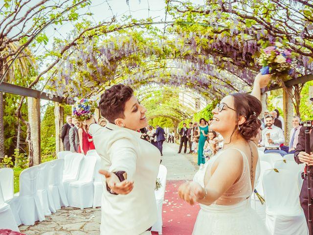 La boda de Nuria y Cris en Redondela, Pontevedra 25