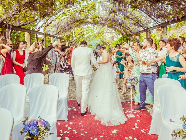 La boda de Nuria y Cris en Redondela, Pontevedra 26