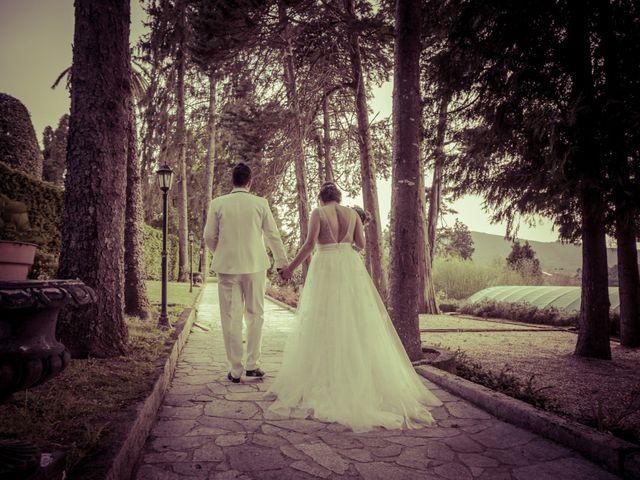 La boda de Nuria y Cris en Redondela, Pontevedra 28