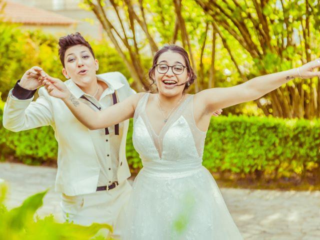 La boda de Nuria y Cris en Redondela, Pontevedra 29