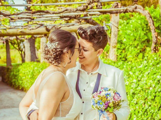 La boda de Nuria y Cris en Redondela, Pontevedra 32