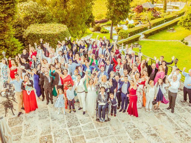 La boda de Nuria y Cris en Redondela, Pontevedra 35
