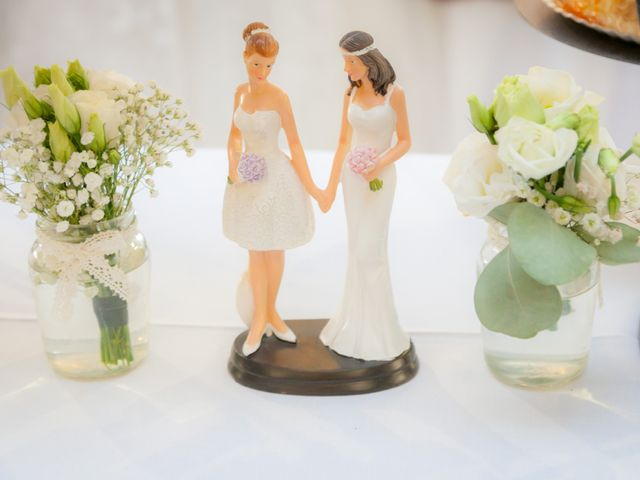 La boda de Nuria y Cris en Redondela, Pontevedra 41