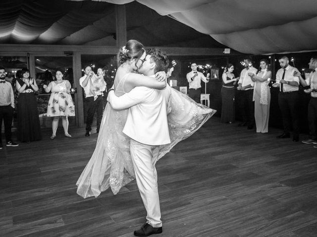 La boda de Nuria y Cris en Redondela, Pontevedra 45
