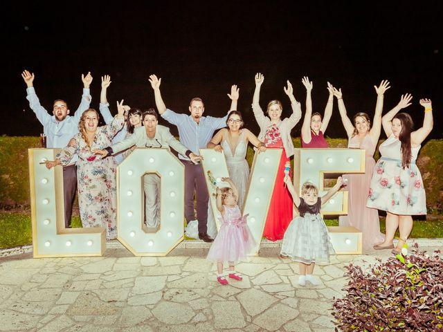 La boda de Nuria y Cris en Redondela, Pontevedra 46