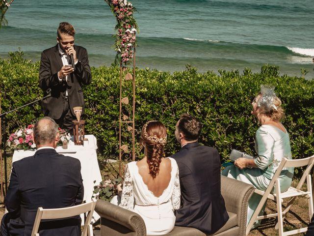 La boda de Andres y Arantxa en Isla, Cantabria 21