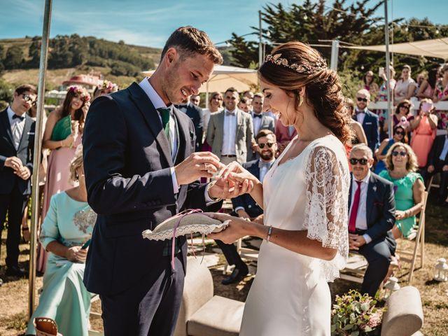 La boda de Andres y Arantxa en Isla, Cantabria 23