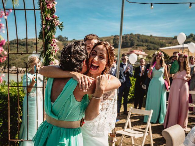 La boda de Andres y Arantxa en Isla, Cantabria 25