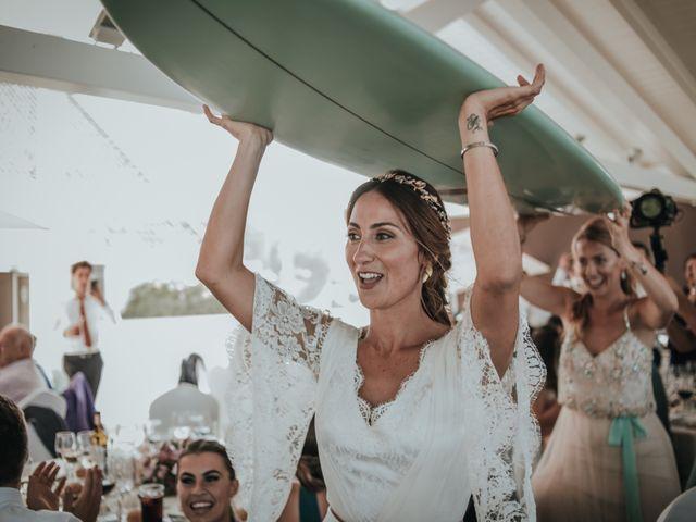 La boda de Andres y Arantxa en Isla, Cantabria 34